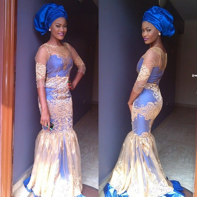 Nigerian Traditional Wedding Dress Styles: African dresses outfits ...