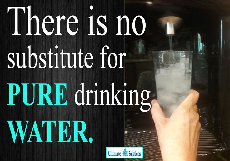 Quotes About Drinking Water