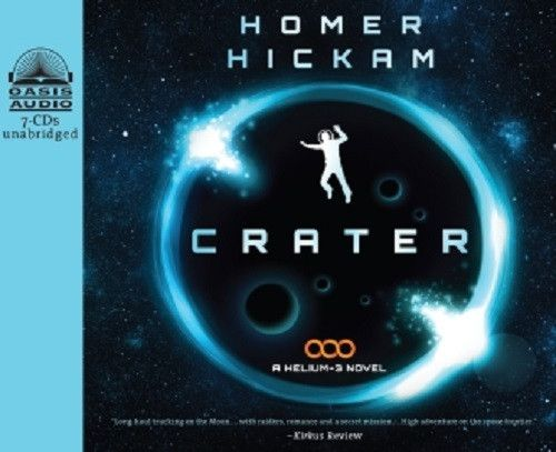 Crater By Homer Hickam CD