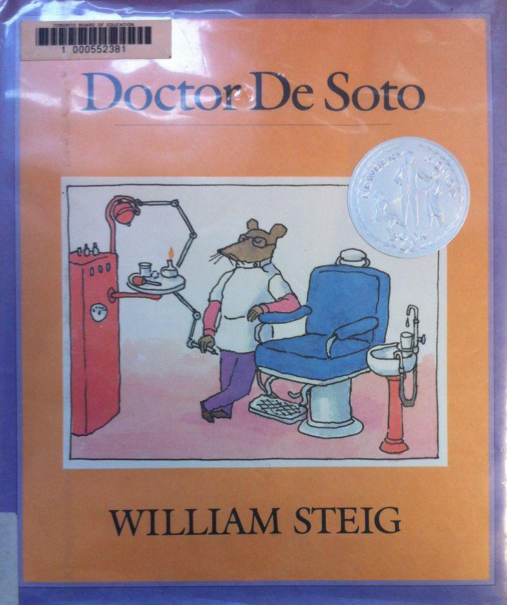 Doctor De Soto by William Steig (E STE)