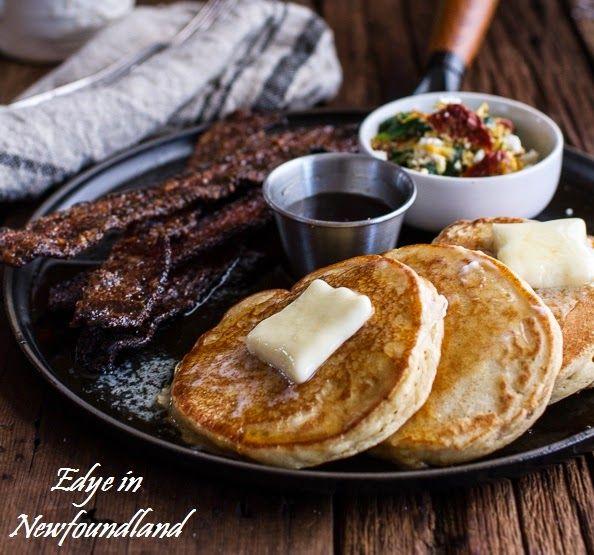 Edye in Newfoundland: Breakfast for Dinner: Buttermilk Ricotta Pancakes ...