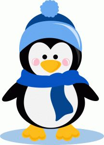 Silhouette Online Store - View Design #51006: winter penguin