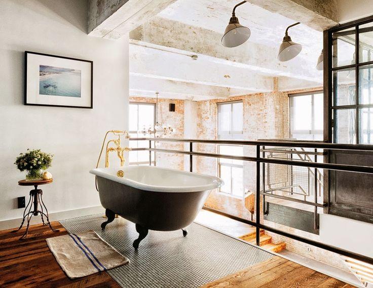La elegancia de las bañeras exentas #hogarhabitissimo #decoración ...