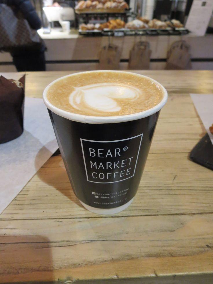 Dublin Eats - Bear Market ~ Sidewalk Safari
