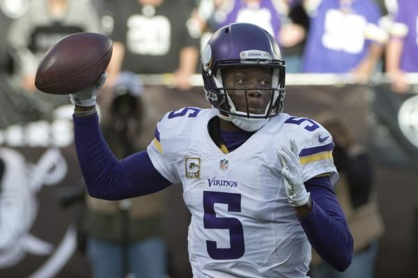 Minnesota Vikings quarterback Teddy Bridgewater was placed on the physically unable to perform list, the team announced Wednesday.