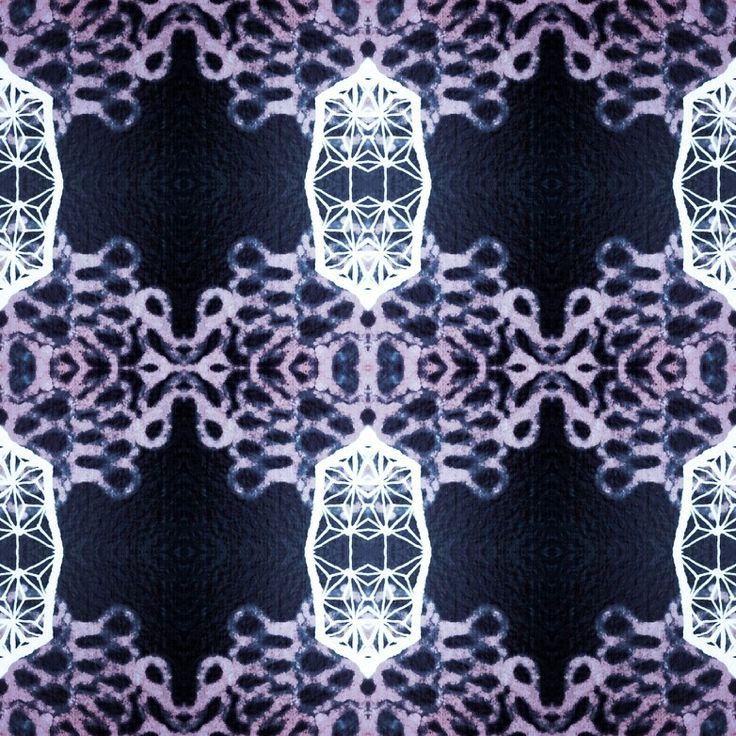 #surfacedesign #textiledesign #printpattern #pattern #print #textile Designed by Florence Lea Artistry Available for licence jayneheatley@hotmail.co.uk  https://www.instagram.com/p/BM_sHBmjww7/