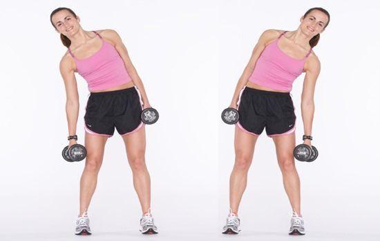 Yan Bölgeler Nasıl Erir?   Yan Yağları Eritme Hareketleri   Vücut Geliştirme Hareketleri   Zayıflama Egzersizleri   Fitness Hareketleri