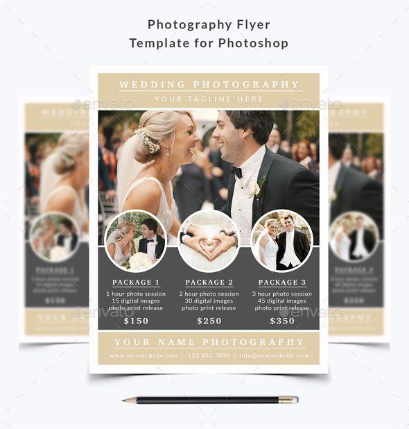45 best Flyer images on Pinterest Adobe photoshop, Flyer - photography flyer