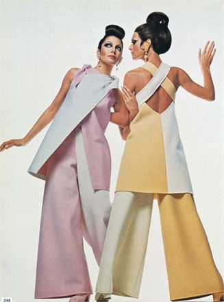 Photo by Gianpaolo Barbieri 1969 Tutto Lancetti Vogue ...