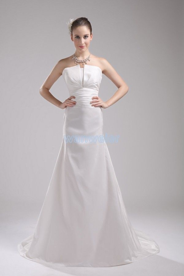 Бесплатная доставка платья новая мода 2016 горячие продажа пользовательские макси платье холтер белый кот дебютантка платья из тафты свадебное Платье