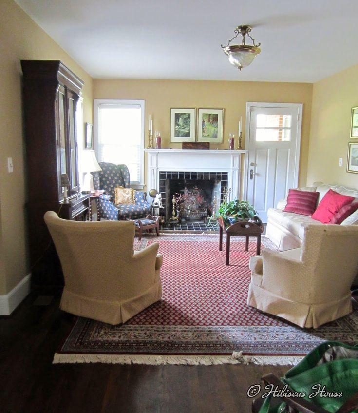 Hibiscus House: Sara's Home Tour: The Living Room