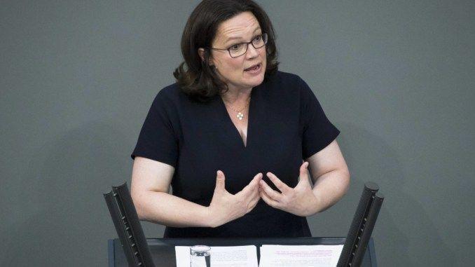 """Berlin– Mit diesem """"Spitzenpersonal"""" ist die SPD bald Geschichte. So vie… – Kunst"""