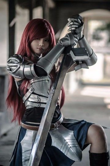 cosplay anime mujeres japonesas