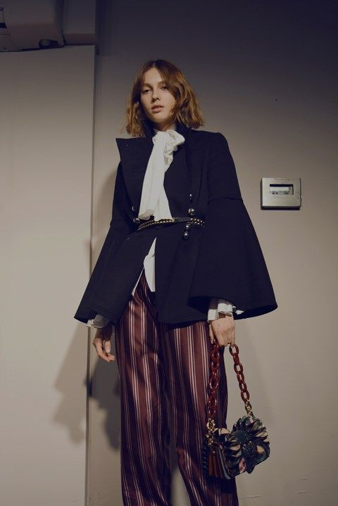 Burberry AW16 LFW Womenswear Dazed