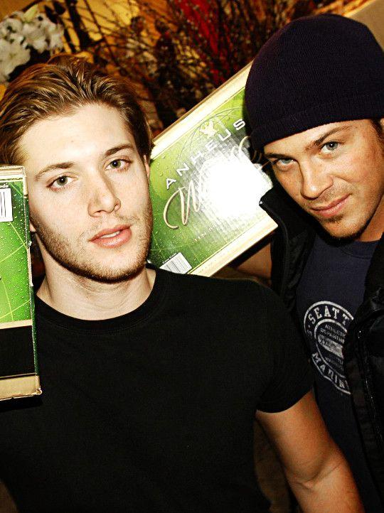 151 best Jensen Singing images on Pinterest   Supernatural ...