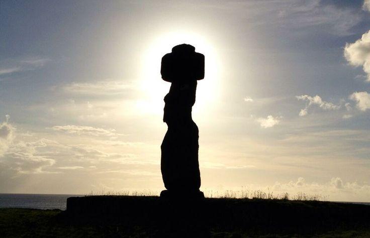 Isola di Pasqua (Rapa Nui), @SacriSimo via Twitter