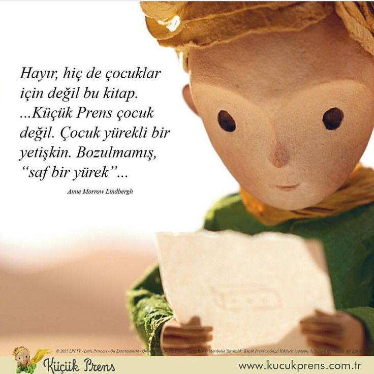 """Hayır, hiç de çocuklar için değil bu kitap. ...Küçük Prens çocuk değil. Çocuk yürekli bir yetişkin. Bozulmamış, """"saf bir yürek""""...  - Anne Morrow Lindbergh  (Kaynak: Instagram - kitapklubu)  #sözler #anlamlısözler #güzelsözler #manalısözler #özlüsözler #alıntı #alıntılar #alıntıdır #alıntısözler #kitap #kitapsözleri #kitapalıntıları #edebiyat #thelittleprince #lepetitprince"""