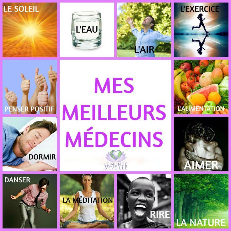 MES MEILLEURS MÉDECINS