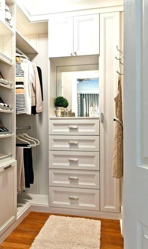 deep narrow closet organization ideas long narrow closet ...