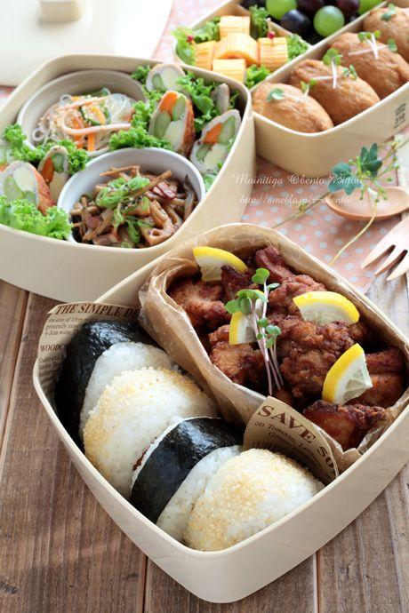 2012運動会のお弁当♪ 毎日がお弁当日和♪