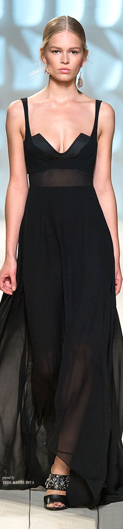 Nina Ricci | There are black dresses. And then there are black dresses.... #FindYourFashionCool | Art . Style . Life