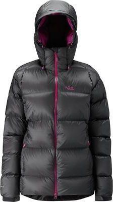 Rab Neutrino Endurance Down Jacket - Women's Beluga XL