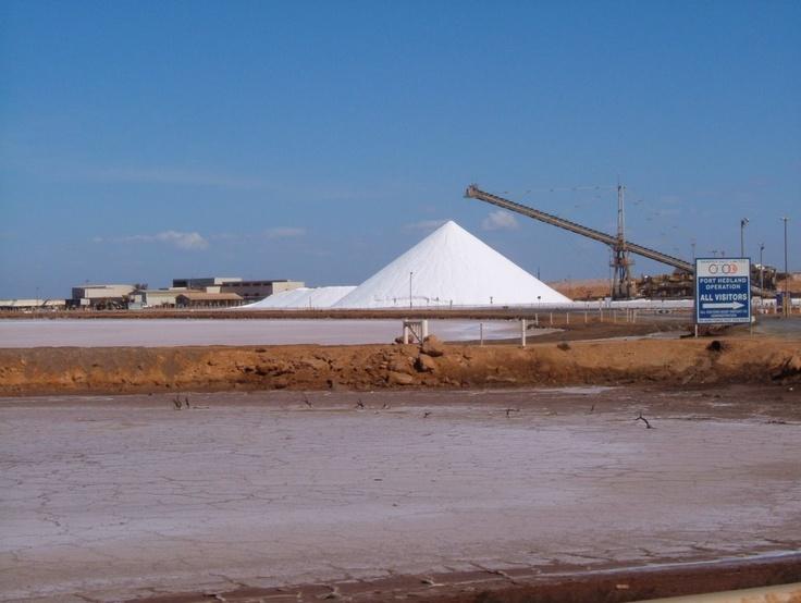 salt - Port Hedland WA