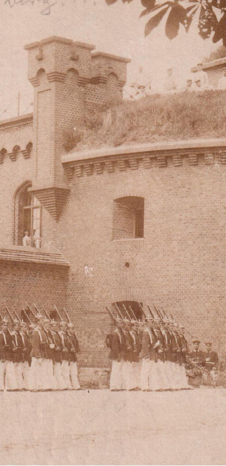 Bastion Sternwarte in Königsberg 1905