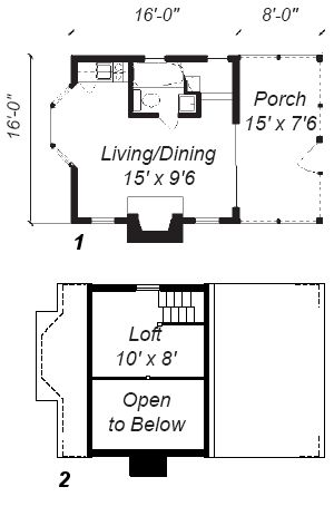 17 best images about tiny spaces tiny homes nooks cozy for Micro compact home floor plan