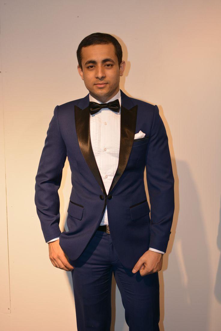 Best 25  Blue tuxedo jacket ideas on Pinterest | Wedding tuxedos ...