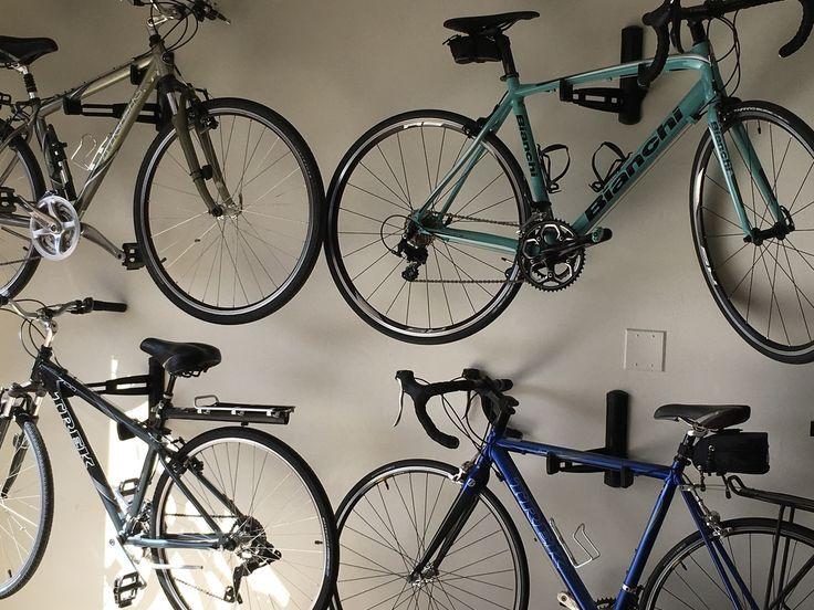 Adjustable Steel Bike Wall Rack Bike Storage Mount