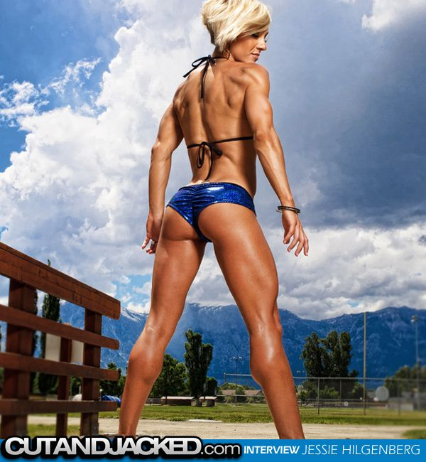 Jessie Hilgenberg, Figure Competitor Interview