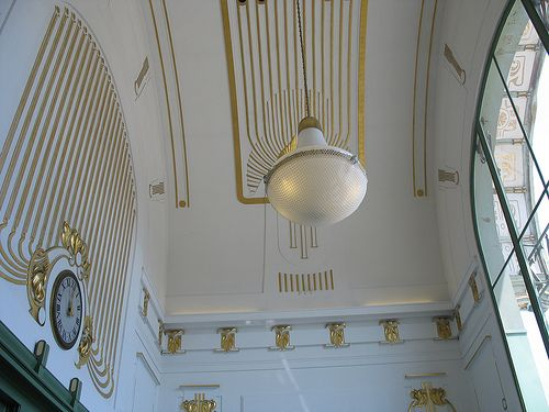otto wagner decorations - Cerca con Google