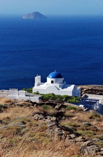 Book your Ferry to Serifos Island - Greeka.com