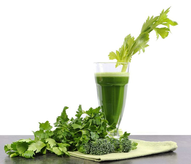 Fresh Super-Powered Cleansing Green Juice
