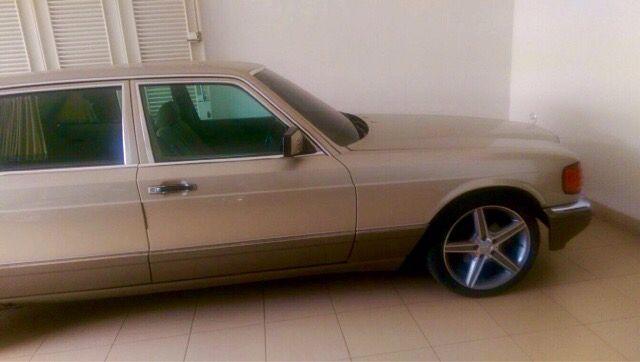 """W126 """"EAGLE"""" 300SEL Benz 1991  Visit on audinwest.blogspot.com"""