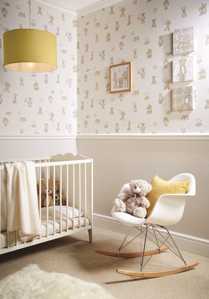 Wallpaper Design Ideas 48 best nursery wallpaper ideas images on pinterest | wallpaper