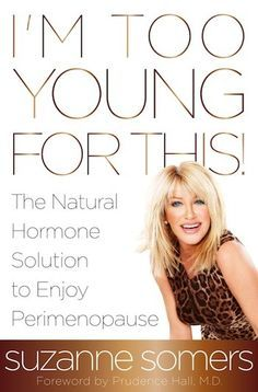 It's Not You: It's Your Hormones - Pre-menopause can hit women in there 30's http://papasteves.com/blogs/news