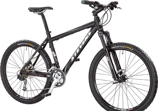 MountainBike for the Winter