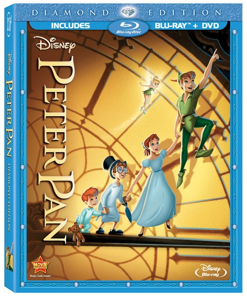 Great Finds - Peter Pan DVD Giveaway
