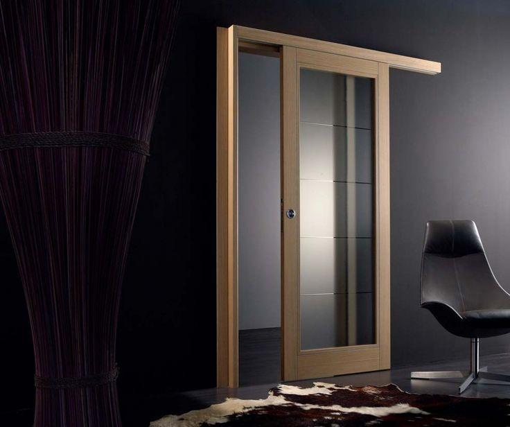 oltre 25 fantastiche idee su porte di vetro su pinterest   porte a ... - Legno Di Teak Porta Dingresso Di Fusione