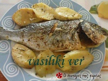 Πολύ γευστικές τσιπούρες που θα φαγωθούν και από όσους δεν τους αρέσουν τα ψάρια!