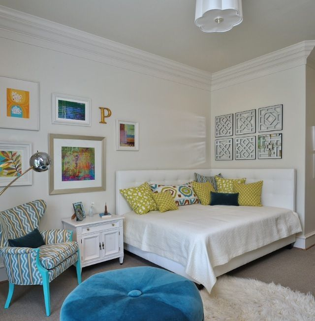 Headboard Ideas In The Corner And Headboards On Pinterest