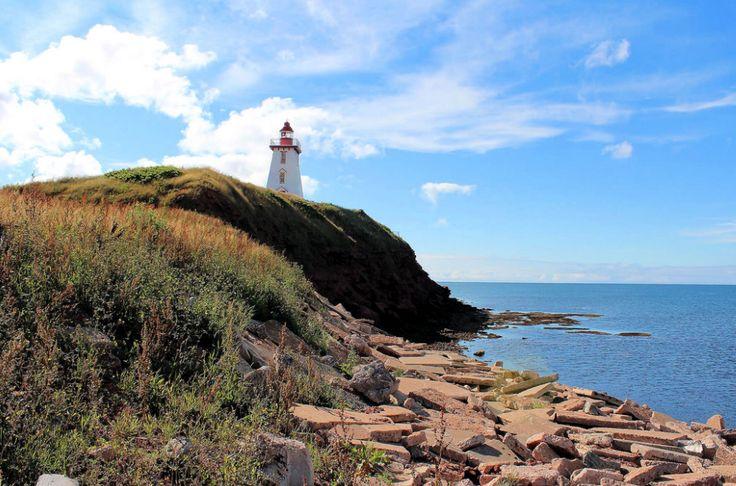 Knight Point in Souris, Prince Edward Island