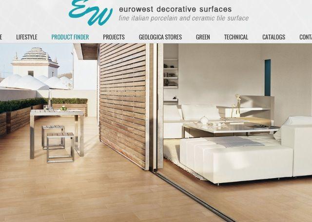 Eurowest Wood look Porcelain Indoor outdoor Floor Tile Looks Great On