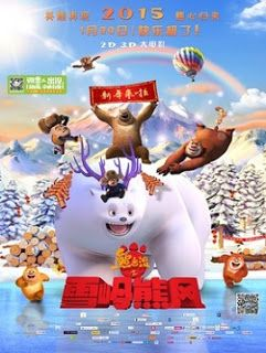 Gấu Bự Núi Tuyết - HD