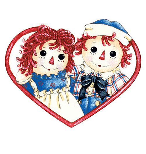 Best 79 Raggedy Ann Andy images on Pinterest Raggedy ann Fabric