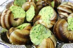 Beurre d'escargots, recette Beurre d'escargots