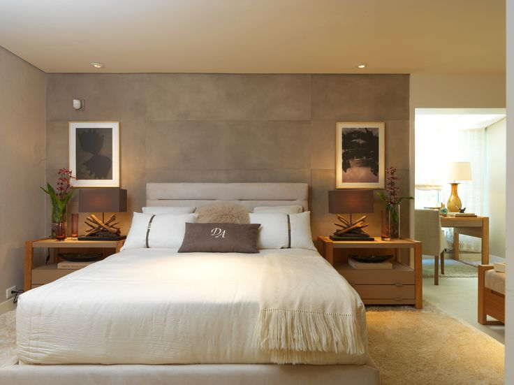 decoracao de interiores quarto de casal:Quarto casal, Quartos and Pintura on Pinterest