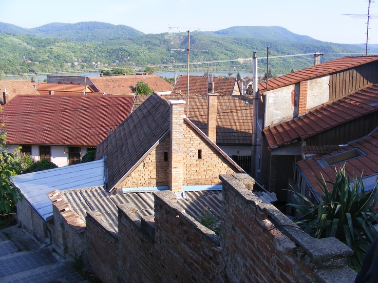 Simply ...Rooftops... :)